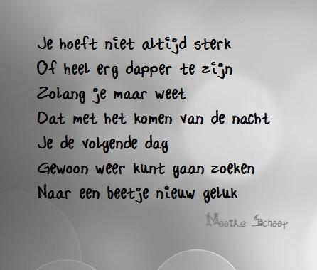 gedichtje 11