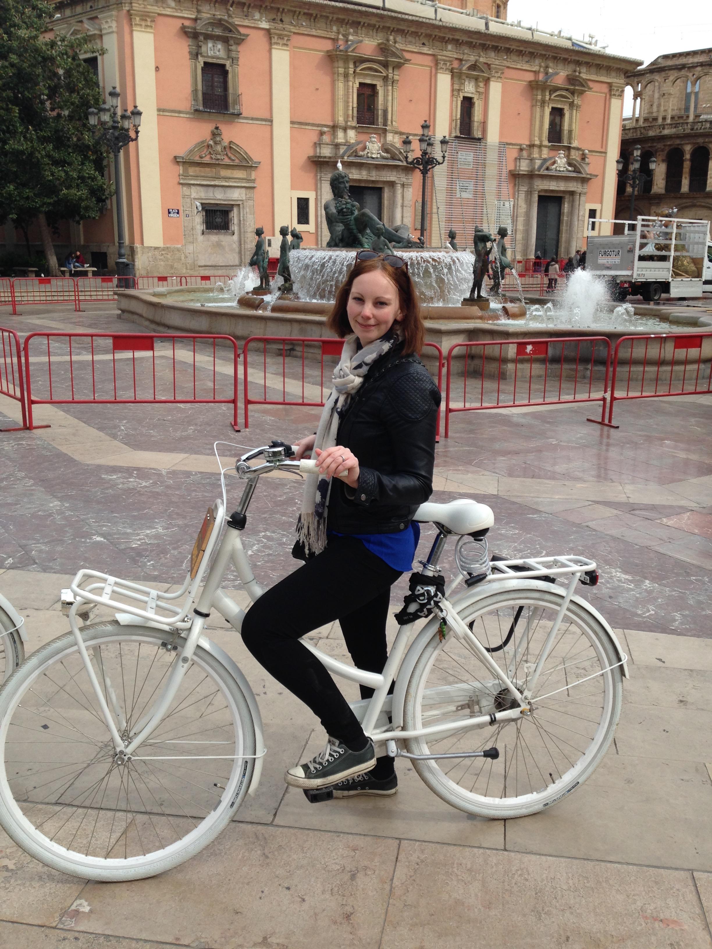De versierpoging op de fiets die jammerlijk mislukte…