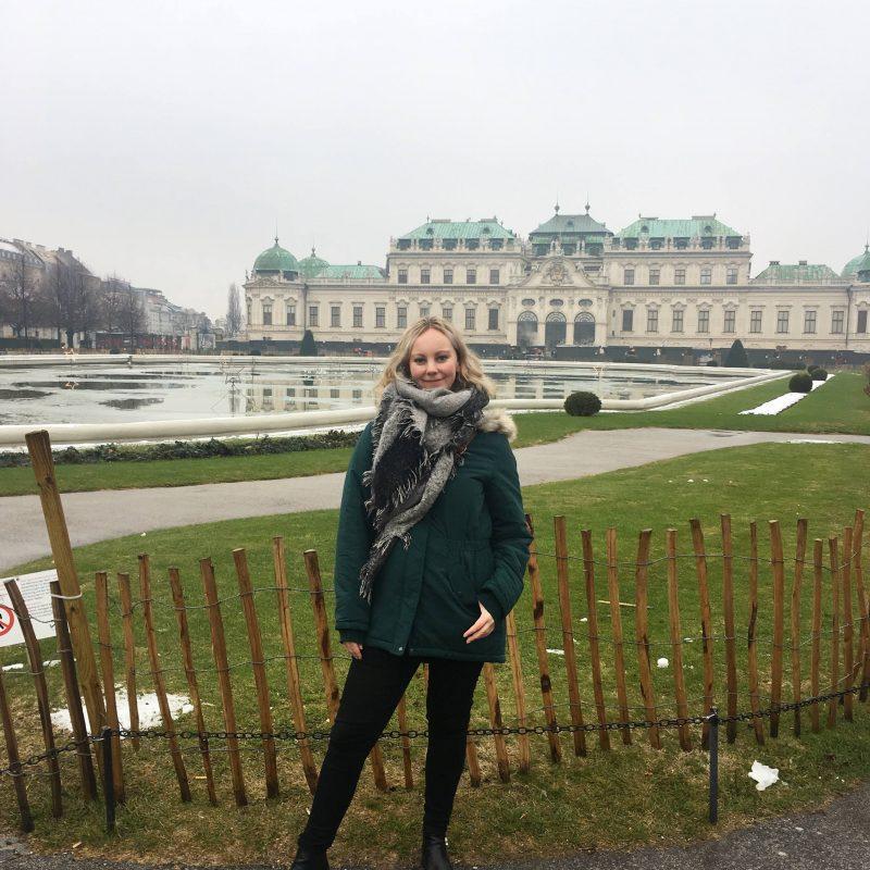 Maaike in Wenen: paleizen, schnitzels en de opera